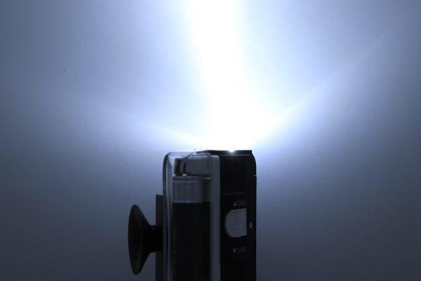 Tri Glass Windshield Repair Battery Lamp Light